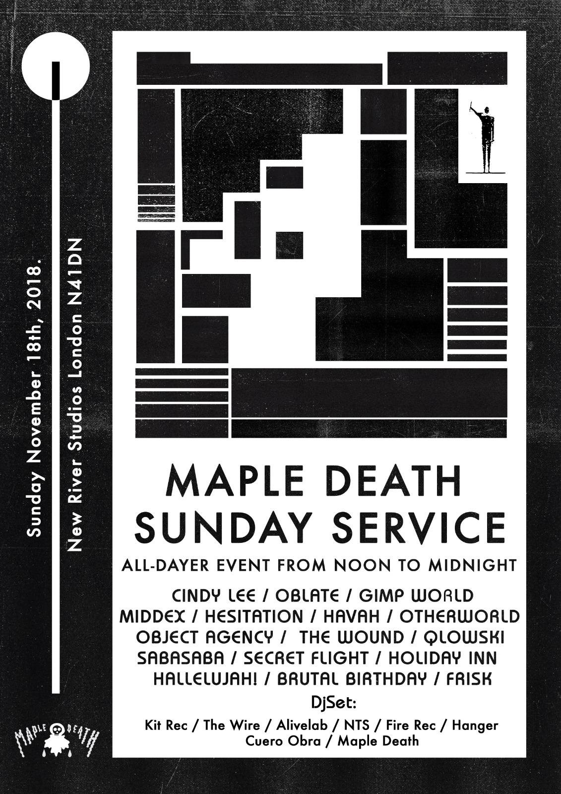 Live Archivi Maple Death Records